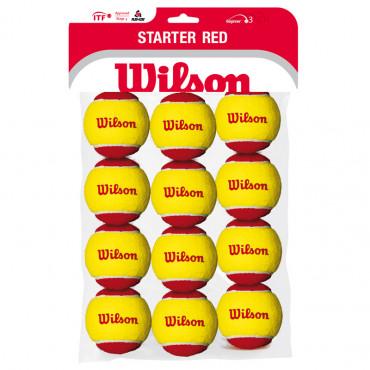 Bóng Tennis trẻ em Wilson (Bóng tập) WRT137100