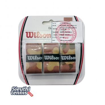 Cuốn cán vợt tennis Wilson Camo BR WRZ470860