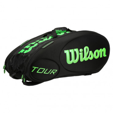 Túi Tennis Wilson TOUR MOLDED 15 cây WRZ842515