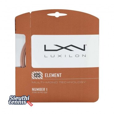 Dây cước tennis Luxilon Element 125/130