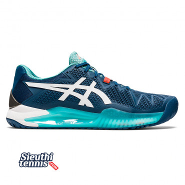 Giày tennis Asics Gel Resolution 8 (1041A079.401)
