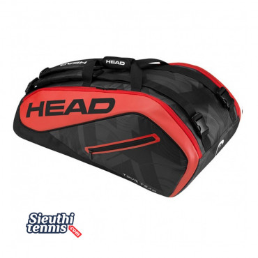 Túi tennis Head Tour Team 9R  V283447 Red-Black