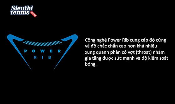 Công nghệ Power Rib