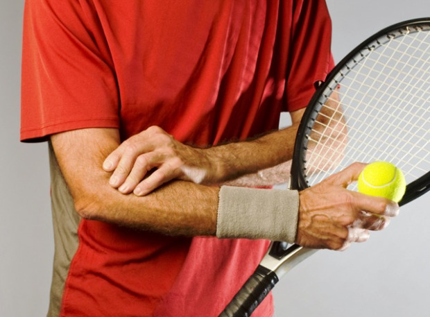 ELBOW (chấn thương khuỷu tay) trong Tennis và cách chữa trị