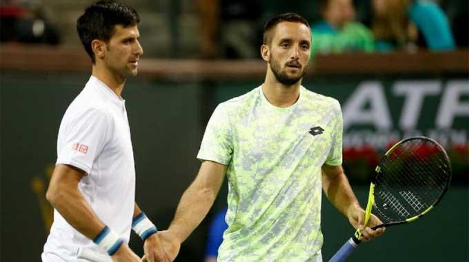 Djokovic bị loại sớm ở đôi nam Miami Open