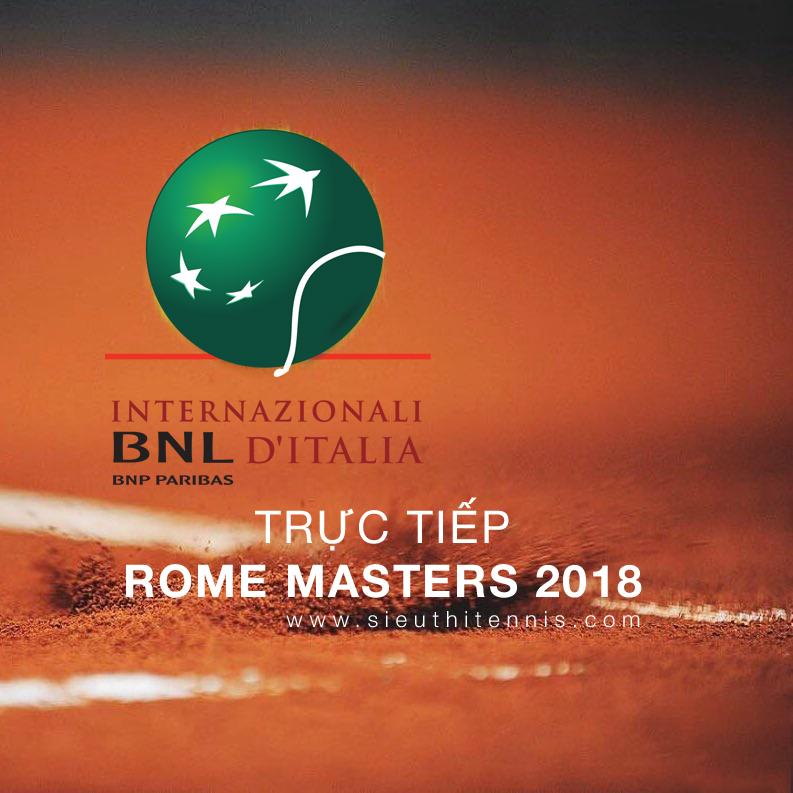 Rome Masters 2018