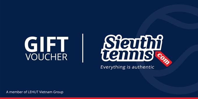 Phiếu giảm giá tại Siêu Thị Tennis