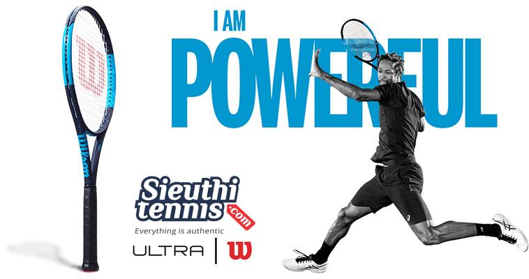 Vợt tennis Wilson Ultra 2017