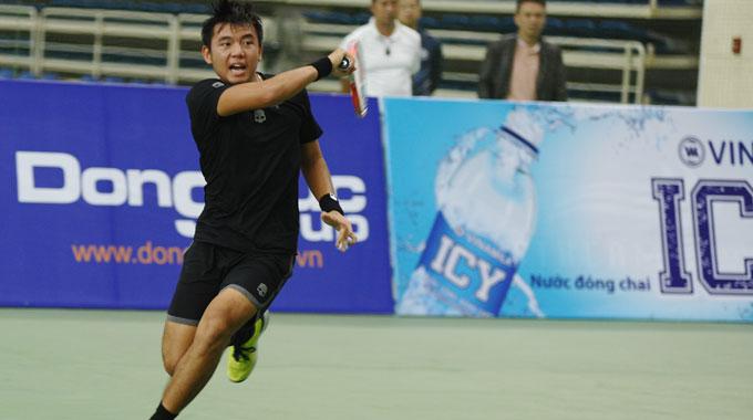 Lý Hoàng Nam đoạt cú đúp HCV tại Đại hội Thể thao toàn quốc 2018