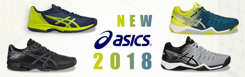Giày tennis Asics 2018