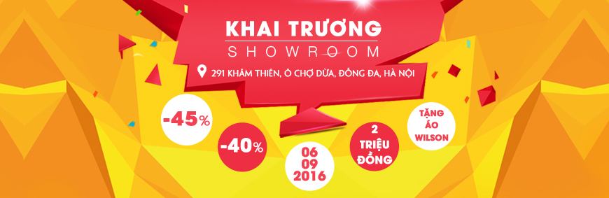 Khai trương showroom 291 Khâm Thiên
