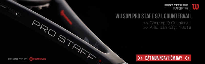 Vợt Wilson Pro staff nis.com97L Countervail