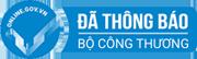 Siêu Thị Tennis - Thông báo Website với Bộ Công Thương